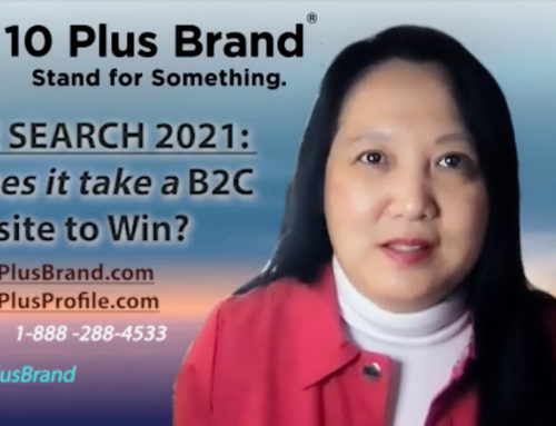What does it take for a B2C website to win on Google in 2021?